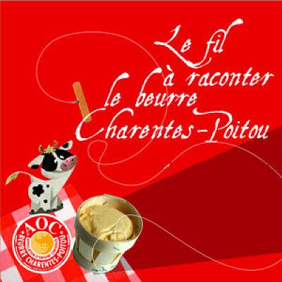 illustration de Menus Happy Beurre Day à La Rochelle, décembre 2009