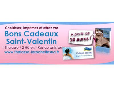illustration de Saint-Valentin : idées cadeaux à partir de 20 euros