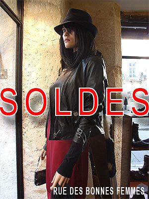 illustration de Derniers jours ! Soldes jusqu'au 9 février 2010