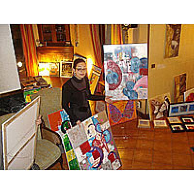 illustration de A la Découverte de l'Art ... Invitez Osez l'Art chez vous !