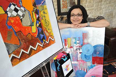 illustration de Vous habitez La Rochelle et les environs, et  vous avez envie d'une oeuvre d'Art pour votre maison !