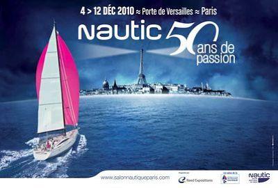 illustration de La Rochelle : Les couteaux Farol au Nautic de Paris du 3 au 12 décembre 2010