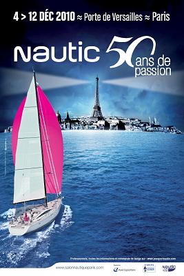 illustration de La Rochelle - Charente-Maritime : la région au salon Le Nautic à Paris jusqu'au 12 décembre 2010