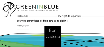 illustration de La Rochelle beauté bio : offrez des chèques cadeaux