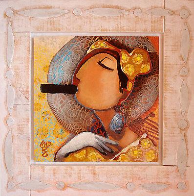 illustration de Idée Déco pour votre maison : une Mosaïque de Peinture pour vos murs, Découvrez la