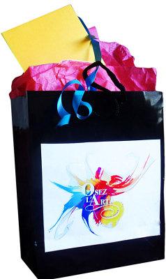 illustration de La Rochelle - Idée Cadeau : Pourquoi pas un Bon cadeau pour une oeuvre d'art !