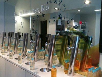 illustration de La Rochelle bien-être : bar à douche bio chez Green in Blue