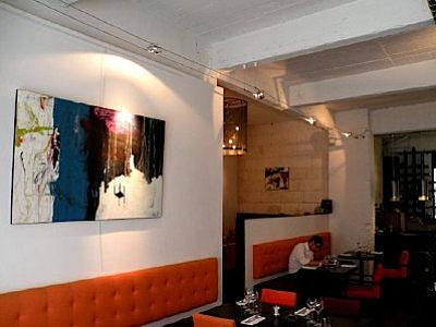 illustration de La Rochelle restaurant : expo chez Ô5 !