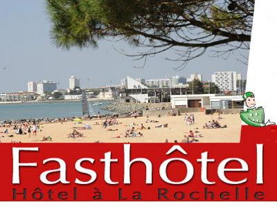 illustration de Hotel La Rochelle : offre spéciale dernière minute week-end du 27 au 29 mai 2011