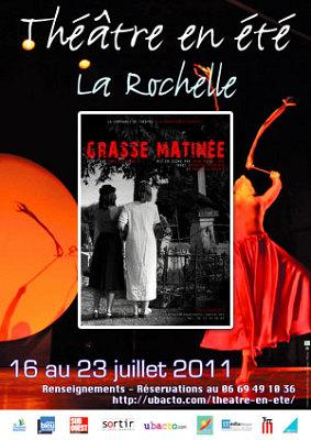illustration de Grasse matinée à La Rochelle