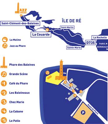 illustration de La Rochelle - île de Ré : 2e édition de Jazz au Phare du 15 au 18 août 2011 !