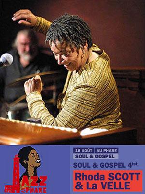 illustration de La Rochelle - île de Ré : festival Jazz au Phare, soul et gospel, mardi 16 août
