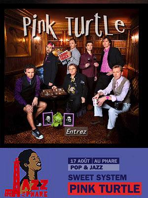 illustration de La Rochelle - île de Ré : festival Jazz au Phare, Pop & Jazz, mercredi 17 août 2011