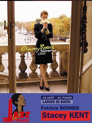illustration de La Rochelle - île de Ré : festival Jazz au Phare, Ladies in satin, jeudi 18 août 2011
