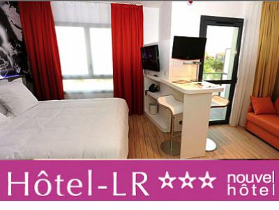 illustration de Grand Pavois de La Rochelle : nouvel Hotel-LR au port de plaisance des Minimes