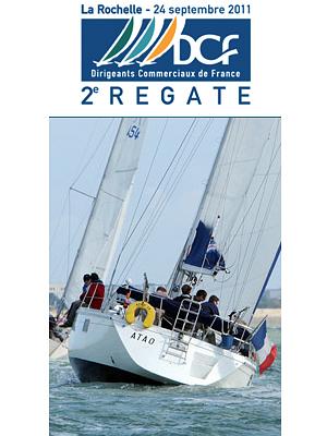 illustration de La Rochelle : 2e régate DCF, samedi 24 septembre 2011