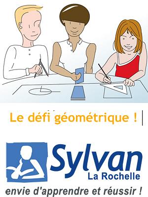 illustration de Cours de maths La Rochelle : nouveau stage défi géométrique pour les 4e et 3e !
