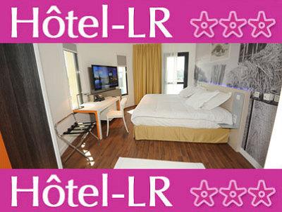illustration de La Rochelle Quality Choice hôtel 3 étoiles au port de Plaisance : week-end octobre 2011