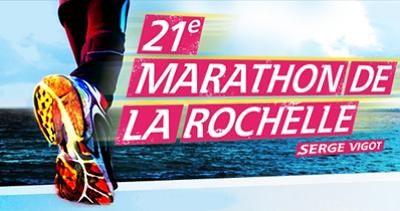 illustration de Marathon de La Rochelle : votre hôtel 3 étoiles pour un week-end sportif !