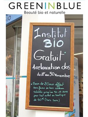illustration de La Rochelle : derniers jours les 29 et 30 novembre pour une relaxation du dos offerte