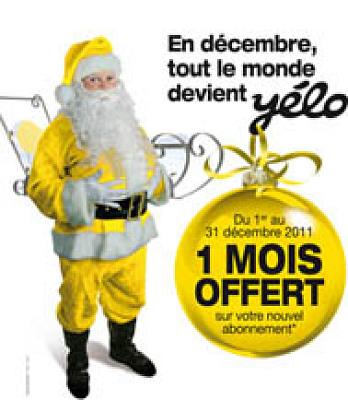 illustration de Transport-déplacements La Rochelle : en décembre, tout le monde devient Yélo !