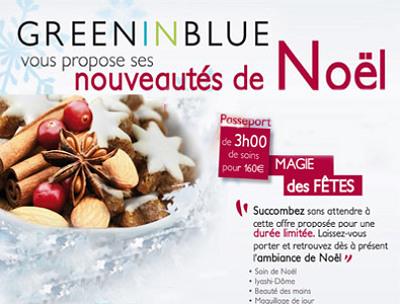 illustration de La Rochelle  beauté naturelle : Magie des fêtes, une escale bien-être en série limitée !
