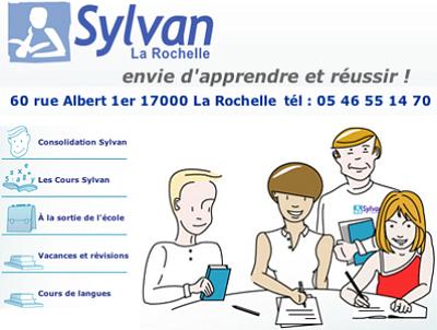 illustration de La Rochelle - cours et soutien scolaire : un bon départ pour le 2e trimestre à l'Espace Sylvan, ouvert pendant les vacances de Noël