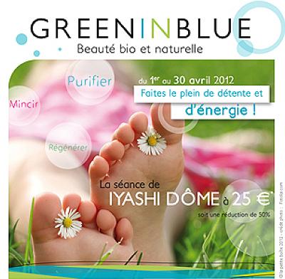 illustration de PROMO TERMINÉE La Rochelle : offre spéciale détox, minceur et détente, la séance Iyashi Dôme à 25 euros du 1er au 30 avril 2012