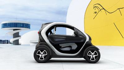 illustration de Éco-mobilité électrique : La Rochelle accueille une étape du Twizy Tour