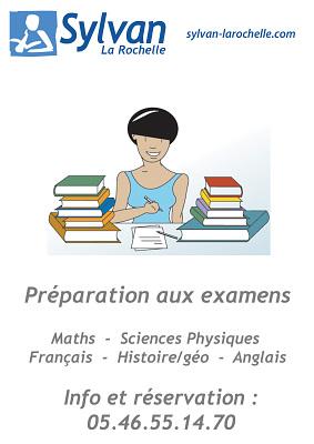 illustration de La Rochelle : Bas et Brevet, préparation aux examens, sereinement !
