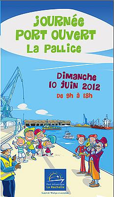 illustration de La Rochelle : journée port ouvert à La Pallice, dimanche 10 juin 2012