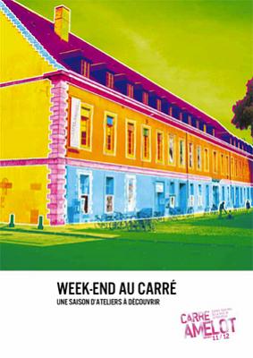 illustration de La Rochelle : un week-end pour découvrir les ateliers du Carré Amelot, sam. 23 et dim. 24 juin 2012