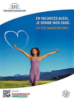 illustration de Vacances en Charente-Maritime : don de sang, cet été sauvez des vies !