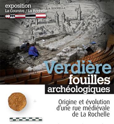 illustration de La Rochelle : origine et évolution de la rue Verdière, exposition à La Coursive 15 sept. - 14 oct. 2012