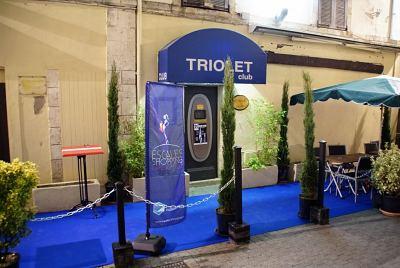illustration de La Rochelle - Grand Pavois : terrasse dès 19h et clubbing dès 22h au Triolet Club !
