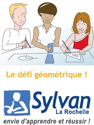 illustration de La Rochelle : défi géométrique - collège, inscription pour le 20 octobre 2012 !