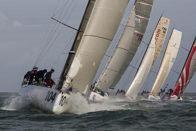 illustration de Mondial Class 40 à La Rochelle jusqu'au 6 septembre 2012