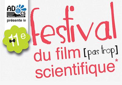 illustration de La Rochelle campus : festival du film - pas trop - scientifique, samedi 13 octobre 2012