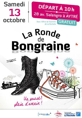 illustration de La Rochelle - Aytré : la Ronde de Bongraine, visite de quartier théâtralisée, samedi le 13 octobre 2012 à 10h