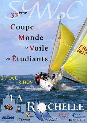 illustration de La Rochelle SYWOC : 32e Coupe du Monde de Voile des Étudiants du 27 oct. au 3 nov. 2012