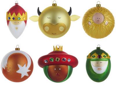 illustration de La Rochelle : craquez pour les boules de Noël Alessi chez A et M