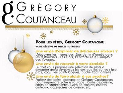 illustration de La Rochelle : fêtez la fin d'année au restaurant avec Grégory Coutanceau
