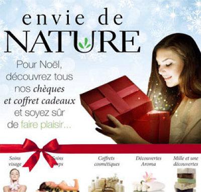 illustration de La Rochelle envie de nature : idées cadeaux beauté bio et naturelle !