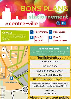 illustration de Soldes à La Rochelle : bons plans stationnement au centre-ville !