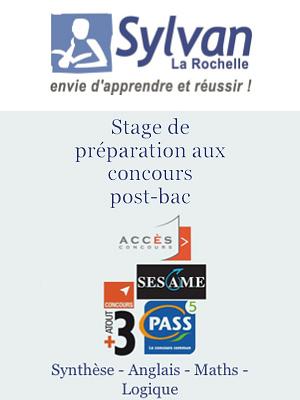 illustration de La Rochelle - Post-Bac : stage de préparation aux concours des écoles de commerce