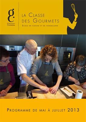 cours de cuisine la rochelle le programme de la classe des gourmets mai juillet 2013 le. Black Bedroom Furniture Sets. Home Design Ideas
