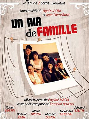 illustration de Humour à La Rochelle : Un air de famille pat En Vie 2 Scène à l'Azile, vend. 14 et sam. 15 juin 2013