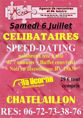 speed dating la rochelle Retrouvez notre sélection des meilleurs traiteurs en charente-maritime spécialisé pour votre soirée célibat/speed dating speed dating la rochelle.