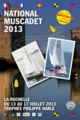 illustration de La Rochelle nautisme :  les 50 ans du Muscadet et le Trophée Harlé 13-17 juillet 2013
