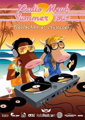 illustration de La Rochelle clubbing : after Radio Meuh au Triolet - nuit du mardi 20 au 21 août 2013